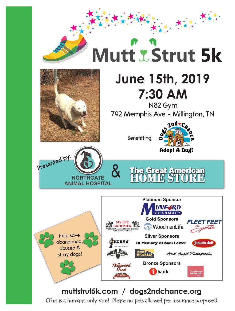 Mutt Strut 2019