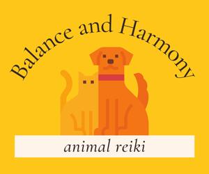 Balance and Harmony Animal Reiki